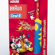 ORAL-B MICKEY MOUSE elektriline hambahari lastele
