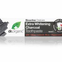 DR.ORGANIC Söe valgendav hambapasta 100 ml