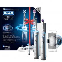 Oral-B Braun PRO 8900 GENIUS + boonus hari