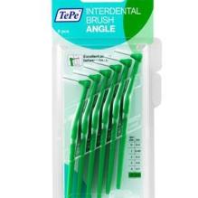TEPE Angle hambavahe hari 6tk Roheline - 0,8mm