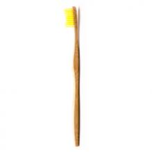 HUMBLE BRUSH hambahari pehmete harjastega, kollane