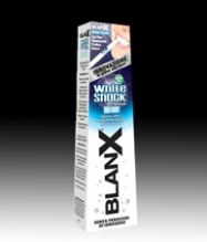 BlanX® White Shocki valgendav geelpliiats